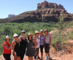 MWC Chapter Leaders in Sedona2